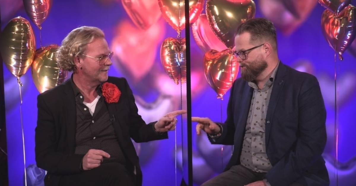 Cupido doet zijn werk in First Dates Valentijns Special met BN'ers: 'Ik vind je echt knap!' - AD.nl