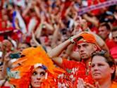 Enorme kater na Oranjevolksfeest in Boedapest