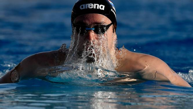 Portret Arno Kamminga: 'Hij kwam graag naar het zwembad om te ontsnappen aan de ellende'