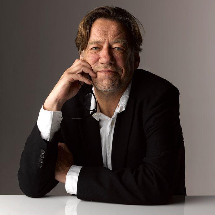 DUIC-hoofdredacteur Michael Kroonbergs