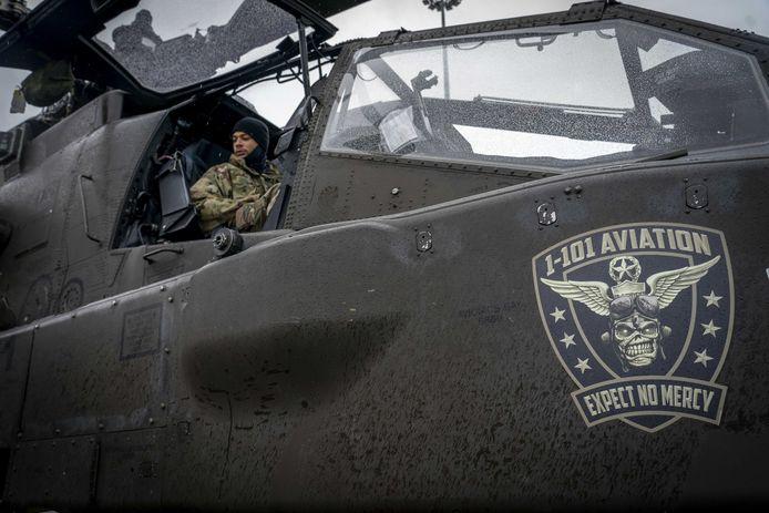 Helikopters van het Amerikaanse leger.