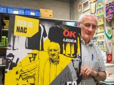 Clubicoon Ben prijkt op seizoenkaart NAC: 'Het komt altijd weer op z'n pootjes terecht'