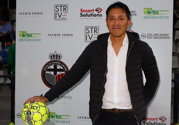 De Fransman Ravy Truchot is de nieuwe voorzitter van eerstenationaler FC Mandel United.