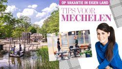 Op vakantie in eigen land: Fatma Taspinar deelt haar tips voor Mechelen