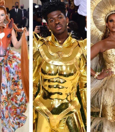 Les tenues les plus folles du gala du MET
