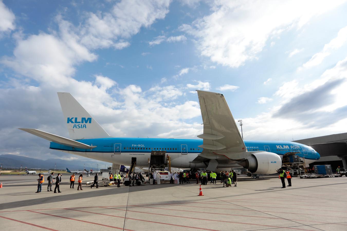 Bij KLM verdwijnen opnieuw veel banen.