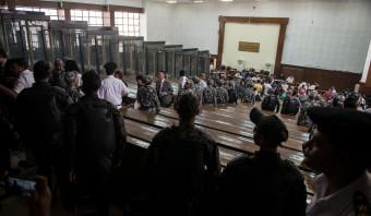 Advocaten als pitbulls van de Egyptische dictatuur