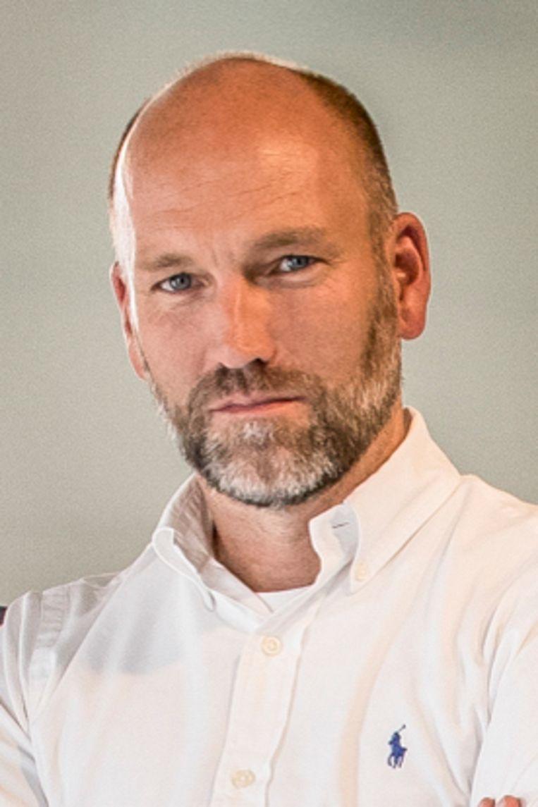 Algemeen directeur Michaël Schouwaerts.