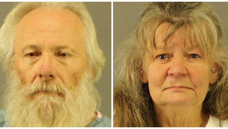 Bruce en Deborah Leonard. Beeld New Hartford Police Department