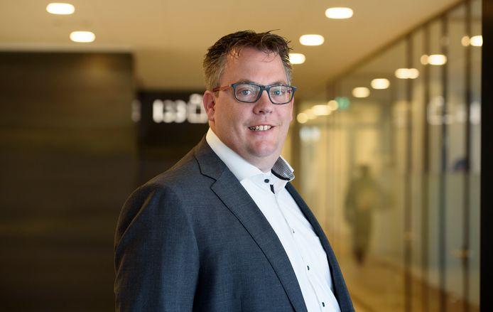 Erik Vrieling is product owner bij Numa.