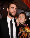 """Liam et Miley à la première de """"Thor: Ragnarok""""."""