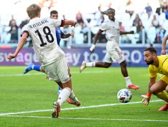 HOOGTEPUNTEN. Goal De Ketelaere, drie (!) schoten op het doelkader en fraaie treffer van Barella: herbekijk de kansen uit Italië-België