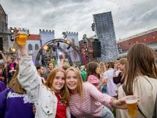 Toch een vleugje 'festivalzomer' in Tilburgse Muzentuin