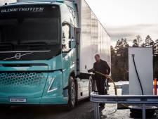 Elektrische truck rukt op in Nederland