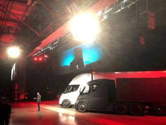 Tesla-truck laat op zich wachten door tekort aan batterijen