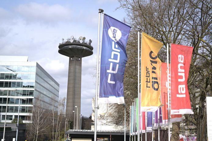 Le site Reyers de la RTBF, à Bruxelles.