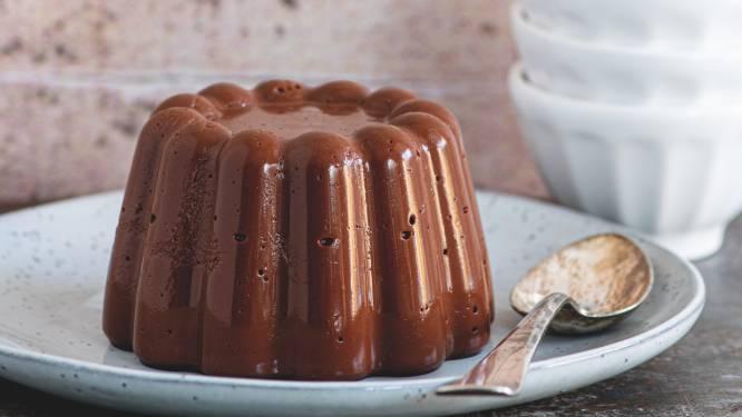 Wat Eten We Vandaag: Chocoladepudding