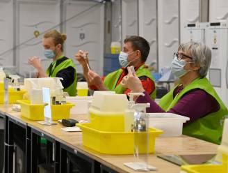 Een op de tien Belgen volledig gevaccineerd, 5 miljoenste prik is gezet