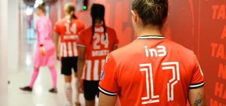 PSV Vrouwen blijft sponsoren strikken in een tijd dat niks makkelijk te verkopen is