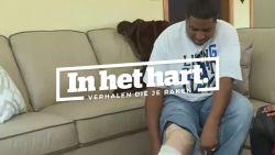 Troy verloor zijn onderbeen na een gruwelijk werkongeval, nu start hij een kledinglijn voor geamputeerden