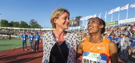 Gelukkige Ellen van Langen uit Oldenzaal, 29 jaar na gouden race: 'Sifan is de ideale opvolgster'