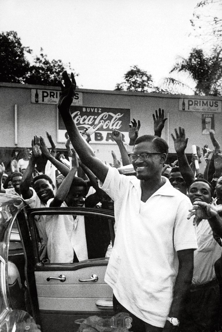 Patrice Lumumba  Beeld The LIFE Images Collection