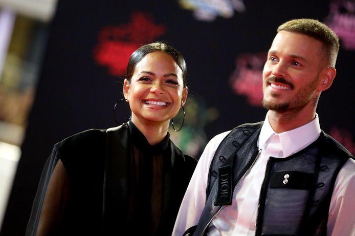 Christina Milian et M. Pokora se sont mariés et seront bientôt à nouveau parents.