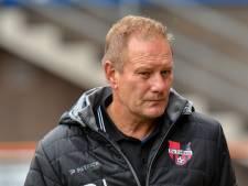 Jan de Jonge ook komend seizoen trainer van De Treffers