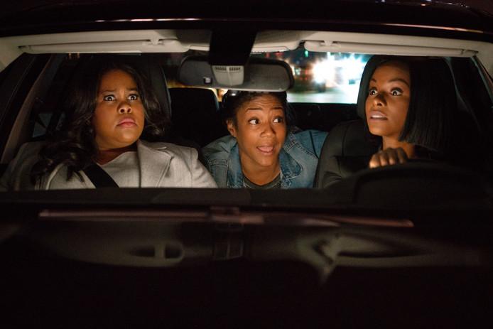 Amber Riley, Tiffany Haddish and Tika Sumpter in Nobody's Fool