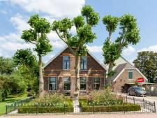 In Amsterdam koop je een rijtjeshuis voor 1,5 miljoen euro: deze paleisjes krijg je daarvoor in onze regio
