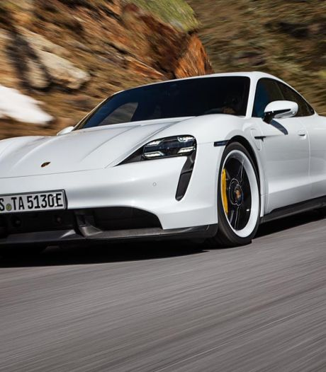 800 Volt! Zo spannend rijdt de eerste elektrische sportwagen van Porsche