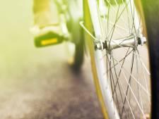 Veel fietsen gestolen in centrum van Goes, politie pakt verdachte op