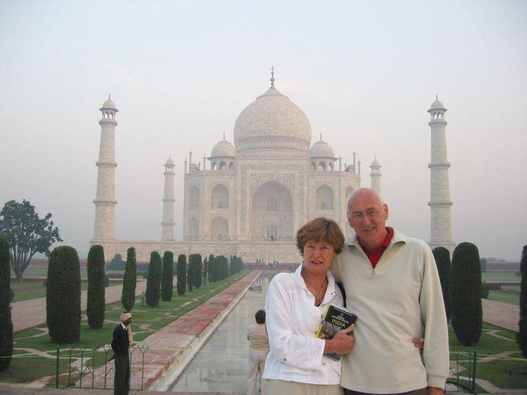 Trekpleister, Taj Mahal, Harry en Gerda Spelt nov 2003 Beeld null