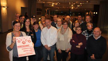 Veertien verenigingen brengen kerstsfeer naar Wortegem-Petegem