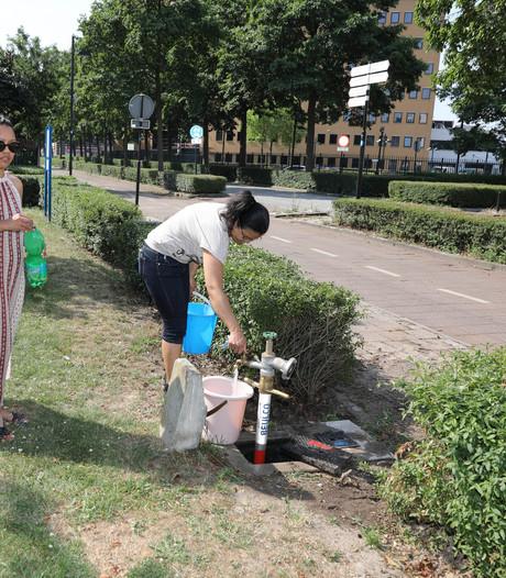 Nijmeegse wijk massaal onder de douche na storing: opnieuw geen water