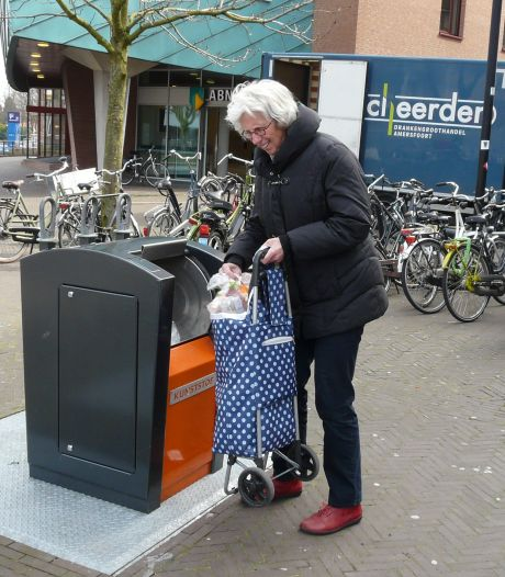 Vertraging bij plaatsing containers: stad pas volgend jaar over op nieuwe afvalinzameling