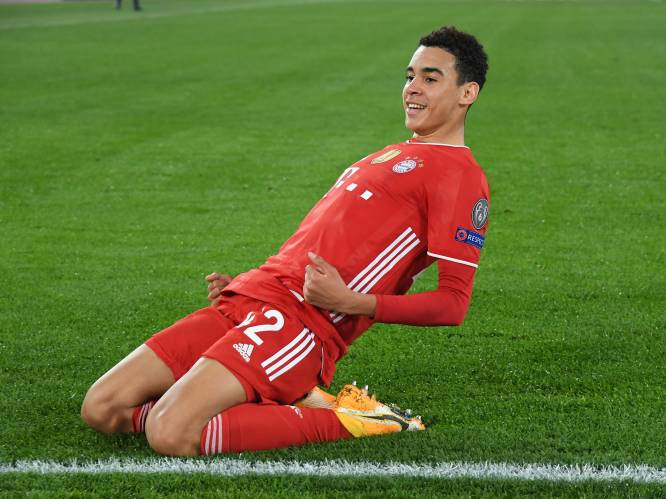 Hij is jongste doelpuntenmaker ooit voor Rekordmeister en bedankt Engeland voor Duitsland: wie is Jamal Musiala, de nieuwe ster aan het Bayern-firmament?