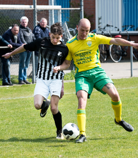 Volledig team van omstreden voetbalclub DWSV stapt over naar andere vereniging