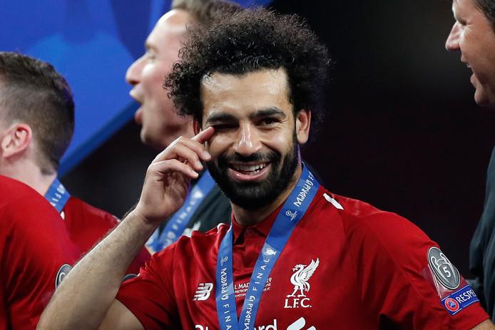 Une belle revanche pour Mo Salah qui avait dû abandonner ses partenaires avant même la mi-temps l'an dernier.