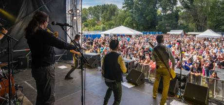 Risico te groot: ook afgeslankt Full Color Festival Kampen afgeblazen