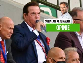 Met enkel zijn telefoon en massa's voetbalkennis: onze chef voetbal vindt dat Paul Gheysens Luciano D'Onofrio een contract voor het leven moet geven