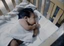 Baby in Sri Lanka die ter adoptie werd afgestaan.