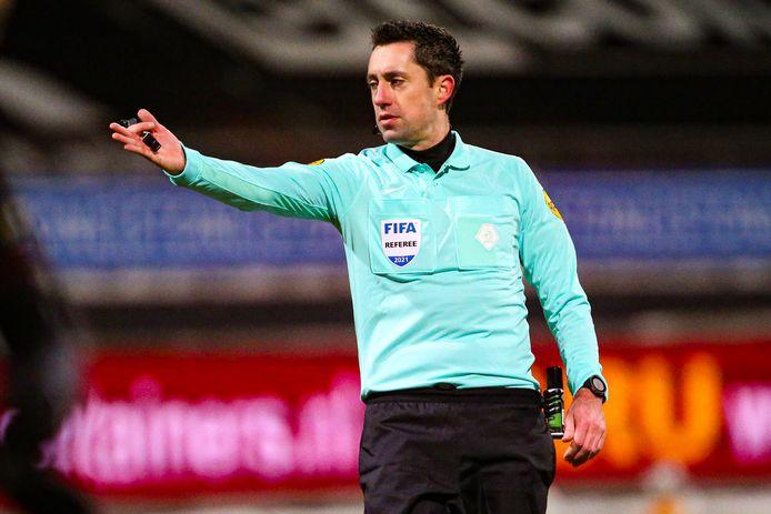 Dennis Hilger wijst zaterdag Heracles en FC Twente de weg.