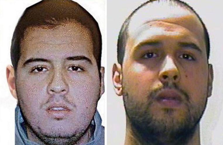 Neven Ibrahim en Khalid El Bakraoui bliezen zichzelf op in de luchthaven van Zaventem en in metrostation Maalbeek.