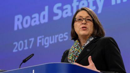 """Halvering aantal verkeersdoden in EU tegen 2020 """"waarschijnlijk niet meer haalbaar"""""""