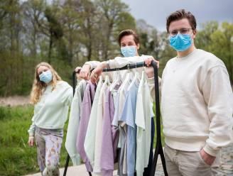 """Jonge Leuvenaars lanceren kledingcollectie LABEL YOU: """"Genderneutraal is het nieuwe normaal"""""""