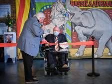 Fenomenen Bassie & Adriaan openen eigen tentoonstelling