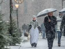 Ook Maaswaal en Pax sneeuwvrij