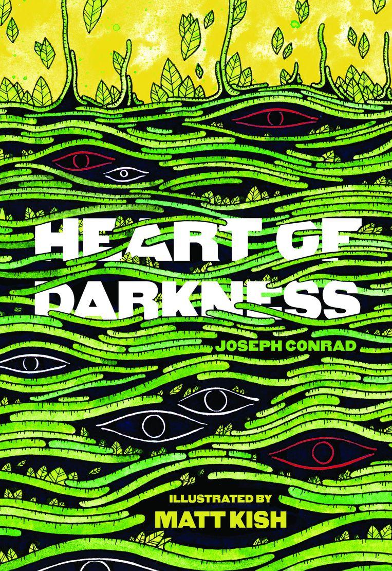 Boek: Joseph Conrad Heart of Darkness.'In Togo las ik dat boek keer op keer. Het maakte mijn depressie er niet minder op. Ik vond mijn eigen 'heart of darkness' daar.' Beeld .