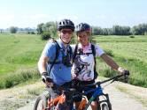 Rik en Nathalie fietsen van Soesterberg naar Susteren: 'We willen niet de makkelijke routes maar de zandpaden'